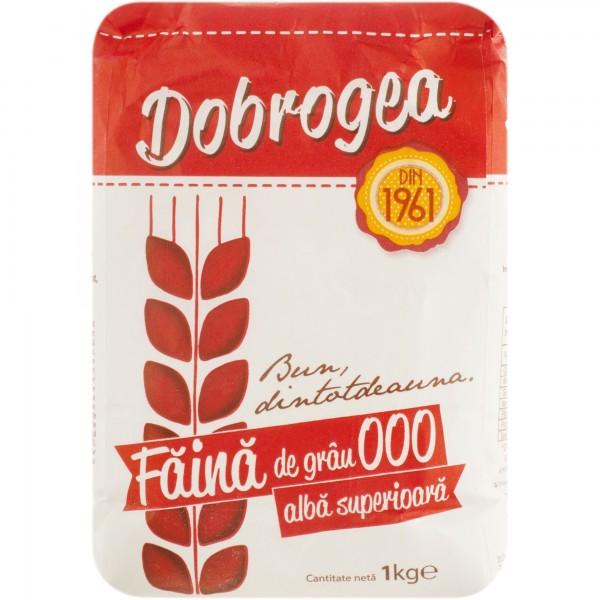 (1)DOBROGEA FLOUR 1KG 10/BAX