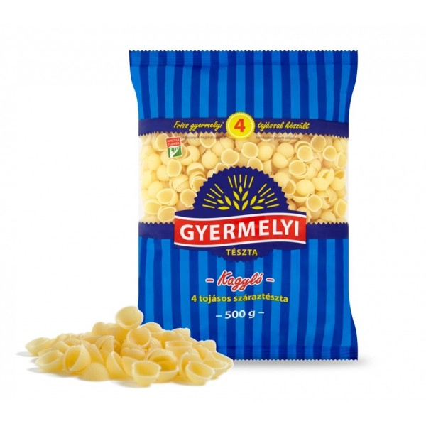 (1)GY.PASTA 4EGGS SHELL 500GR 20/BAX