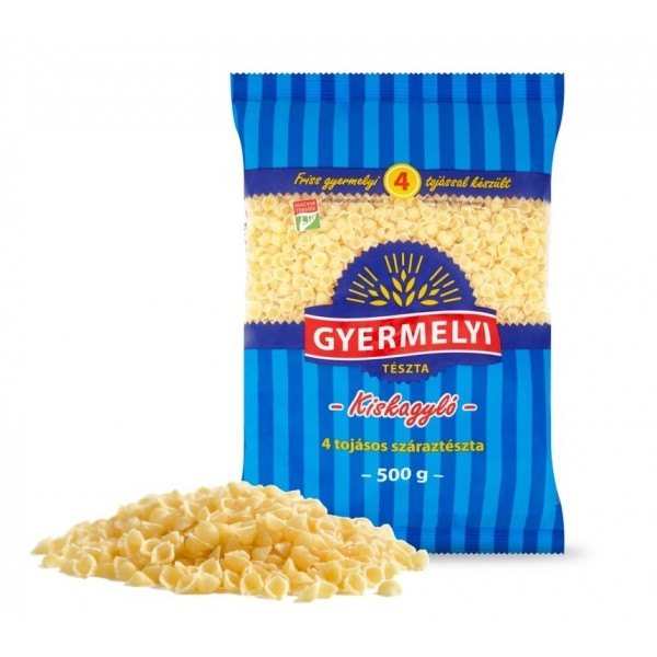 (1)GY.PASTA LITTLE SHELL 4 EGG 500 GR