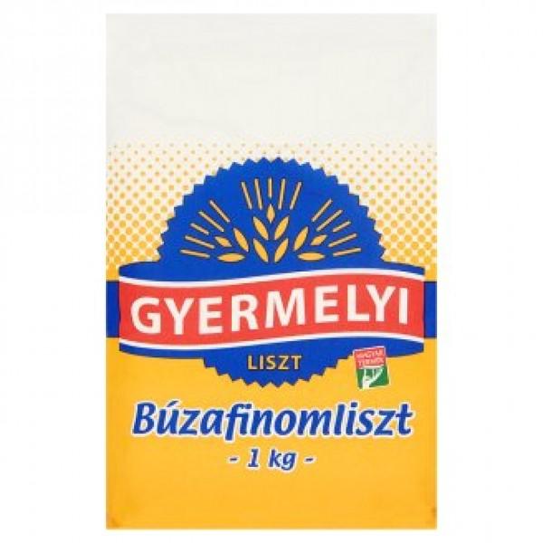 GY. WHITE FLOUR 1 KG (FEHER LISZT)