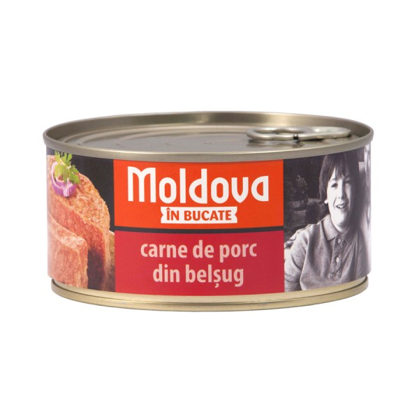 (3)VASCAR MLD PORK MEAT 300 GR 6/BAX