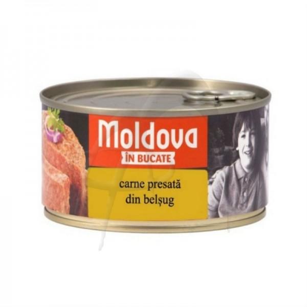 (3)VASCAR MLD MEAT PRESSED 300GR 6/BAX