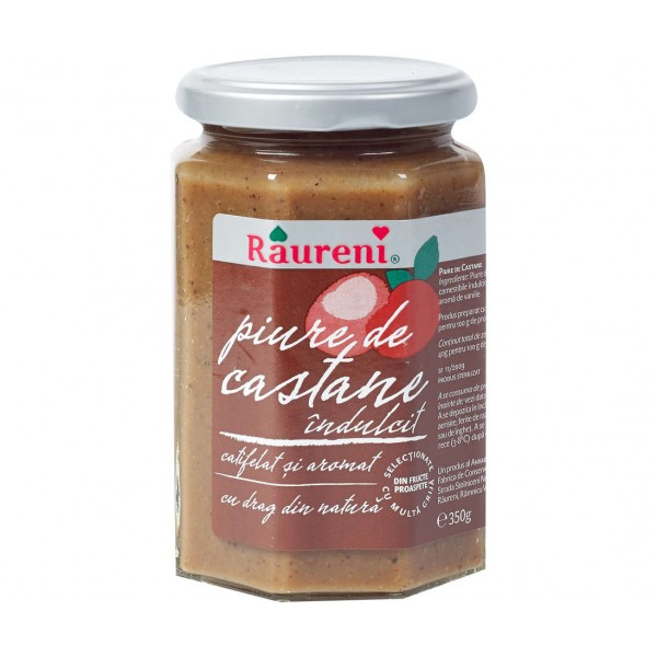 (2)RAURENI CHESTNUT PUREE 350 GR