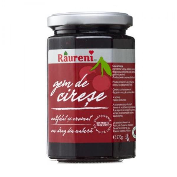 (2)RAURENI CHERRY JAM 370 GR