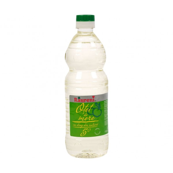 (2)RAURENI APPLE ALCOOL VINEGAR 500 ML  12/BAX