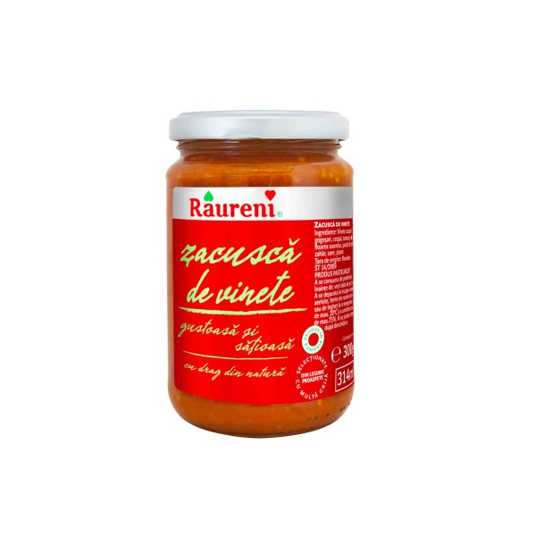 (2)RAURENI TURNIPS EGGPLANT 300GR
